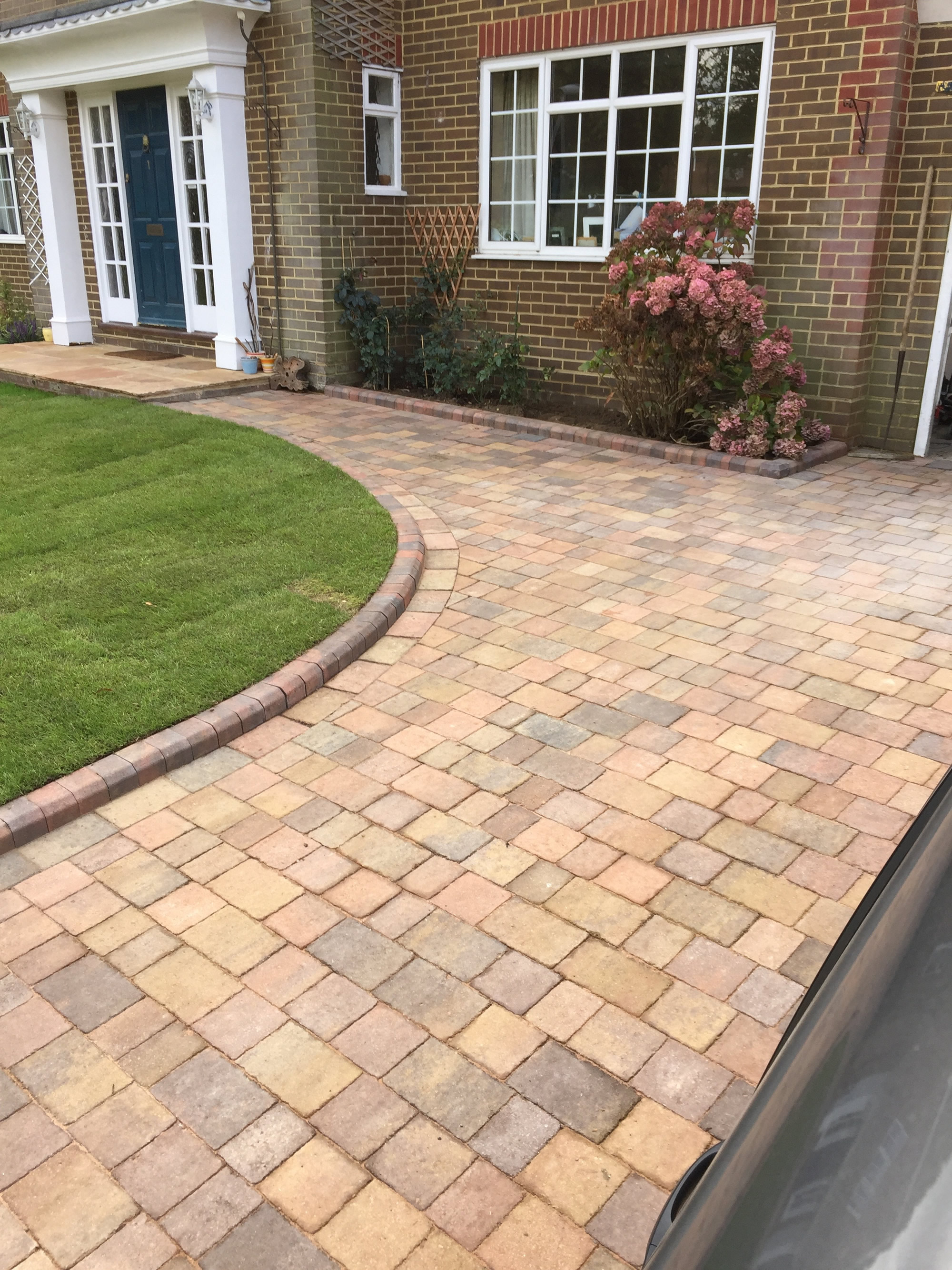 Lifetime driveways in kent driveway get top praise for New driveway ideas