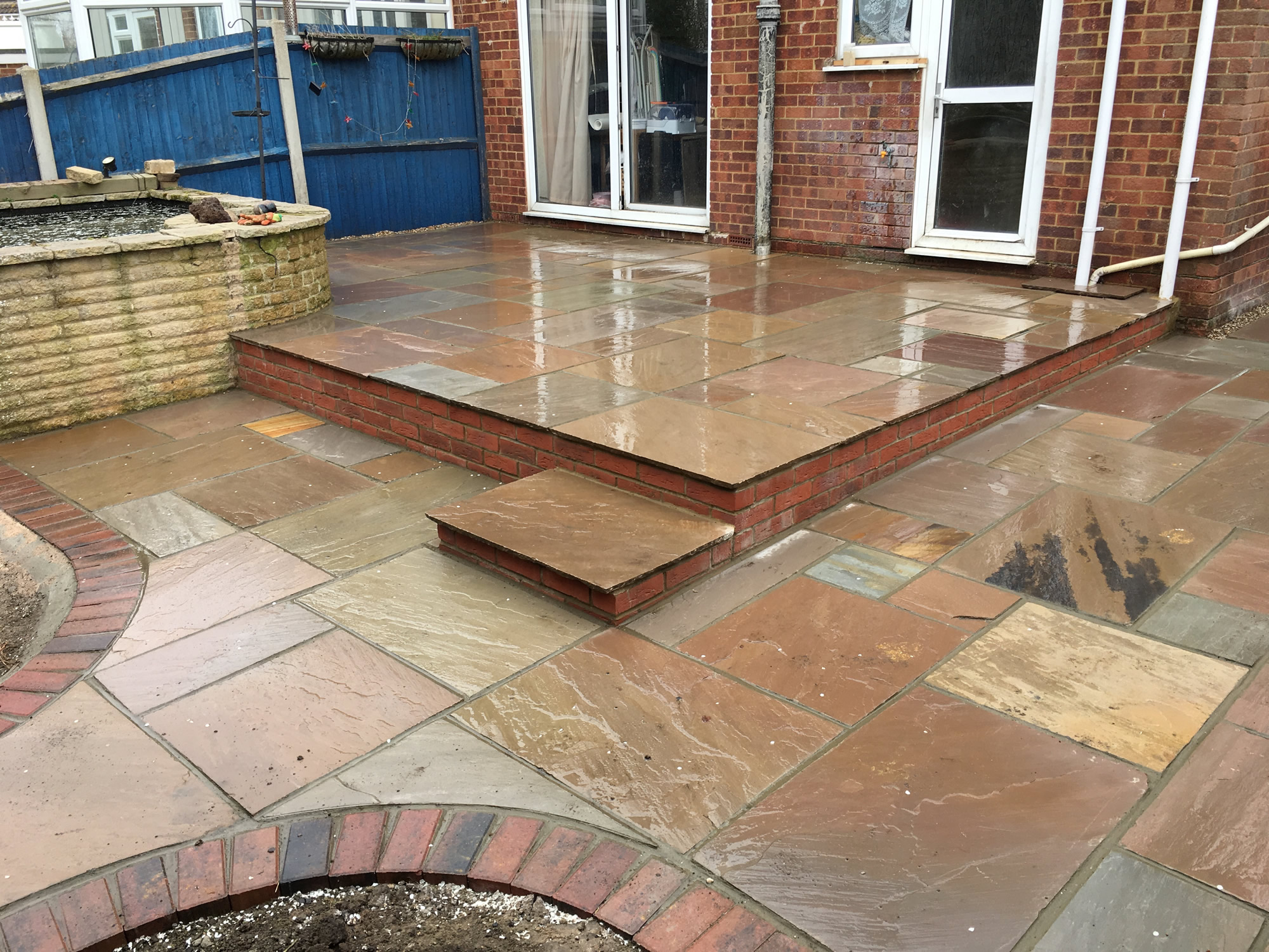 Post Navigation. ← Indian Sandstone Patio ...