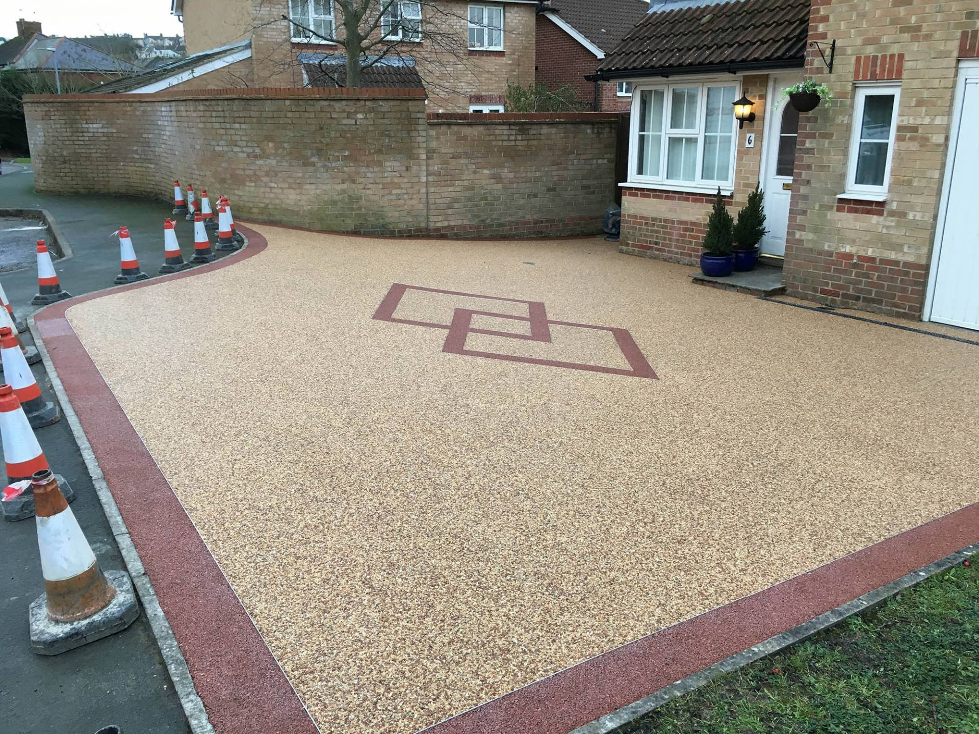 Resin Bond Surfacing Thanet Resin Bond Patios Ramsgate
